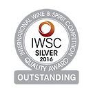 Blackwater No.5 Gin - IWSC silver 2016 p