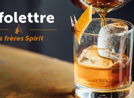 """Concours """"Les frères Spirit"""""""