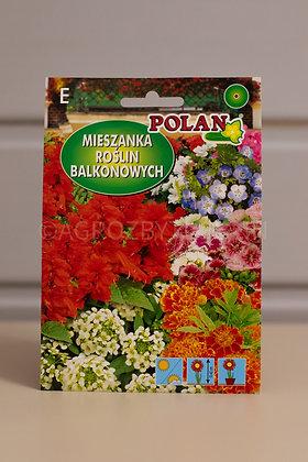 Mieszanka Roślin Balkonowych