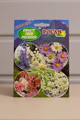 Kwiaty Tatr Polskich
