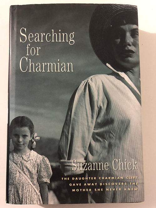 Searching for Charmian by Suzanne Chick
