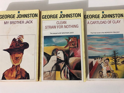My Brother Jack  Meredith Trilogy by George Johnston