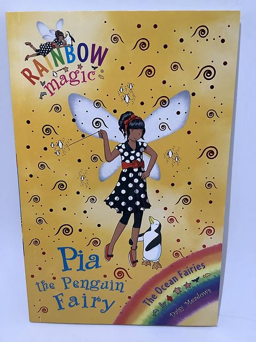 Pia the Penguin Fairy by Daisy Meadows