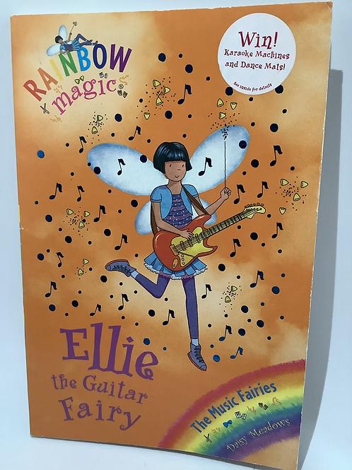 Ellie the Guitar Fairy by Daisy Meadows