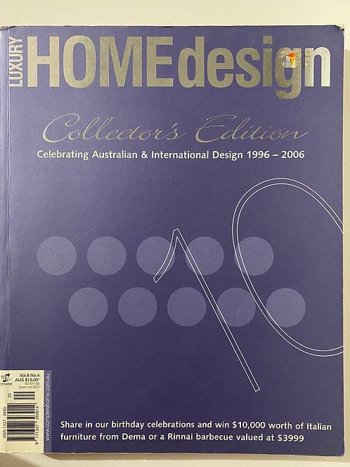 Luxury Home design Collectors Edition Vol 8 No 4