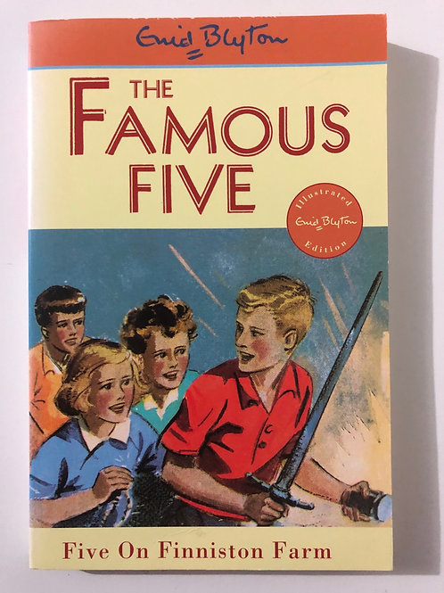 Five on Finniston Farm by Enid Blyton (The Famous Five 18)