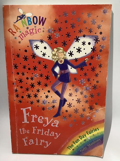 Freya the Friday Fairy by Daisy Meadows