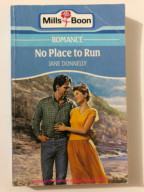 No Place to Run by Jane Donnelly