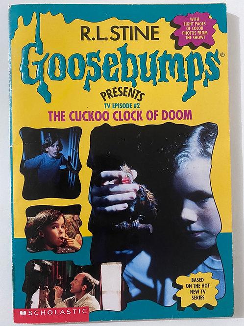 The Cuckoo Clock of Doom by R.L. Stine (Goosebumps TV Episode 2)