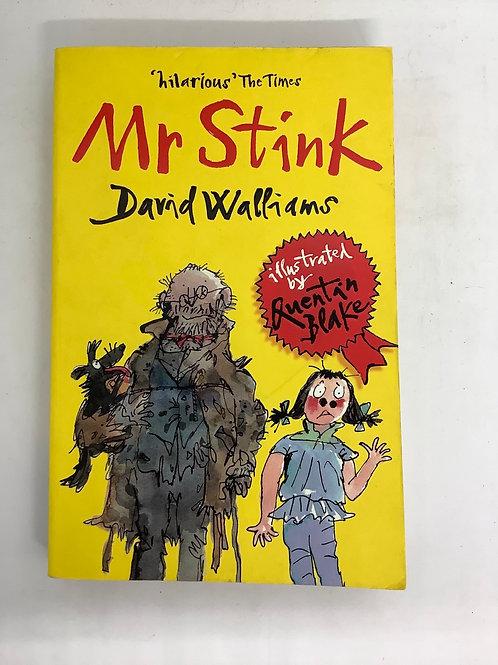 Mr Stink by David Wallliams