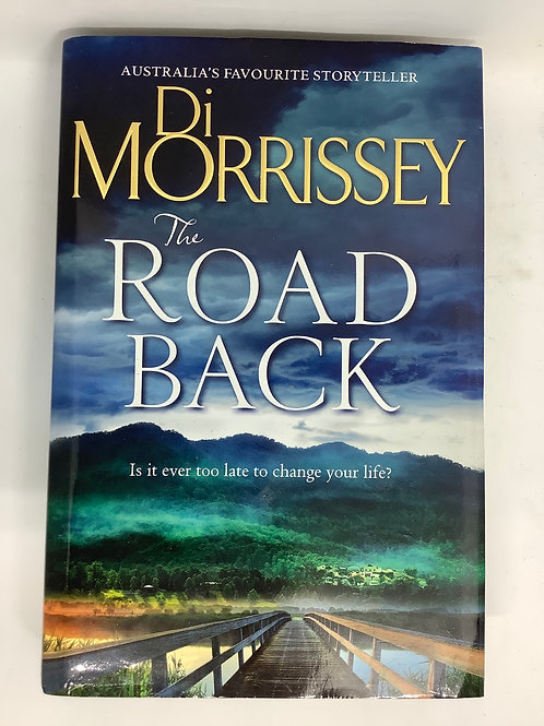 The Road Back by Di Morrissey