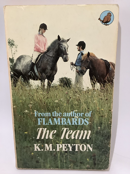 The Team by K. M. Peyton