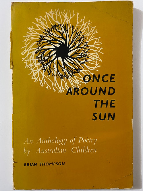 Once Around The Sun by Brian Thompson