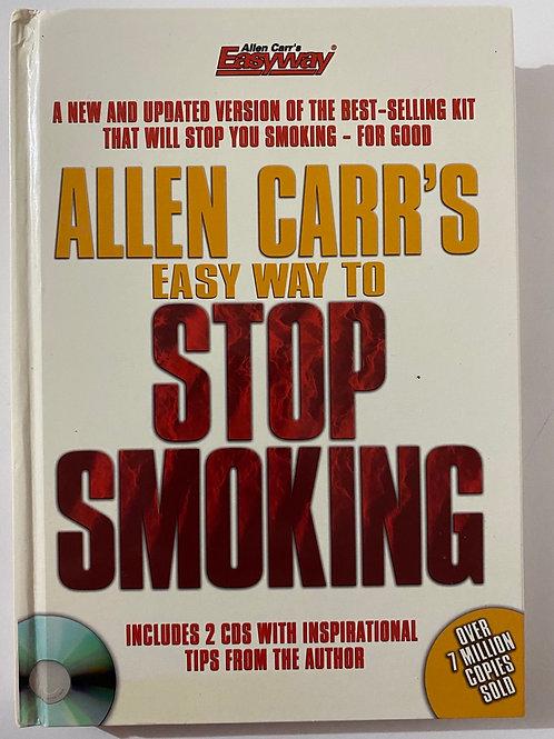 Allen Carr's Easy Way toStop Smoking (With CD's)