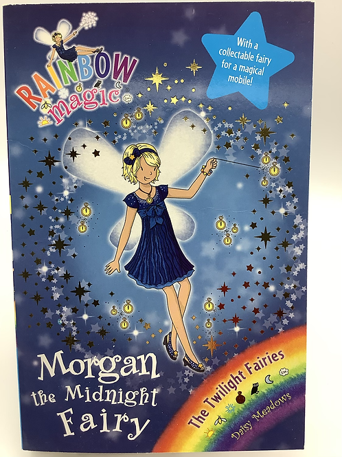 Morgan the Midnight Fairy by Daisy Meadows