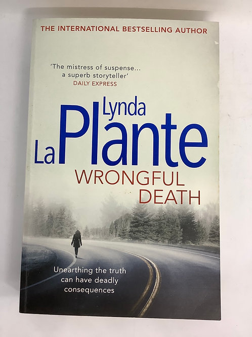 Wrongful Death by Lynda LaPlante