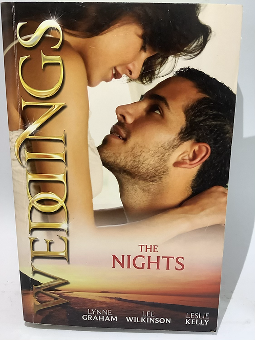 Weddings: The Nights (3-in-1) Harlequin