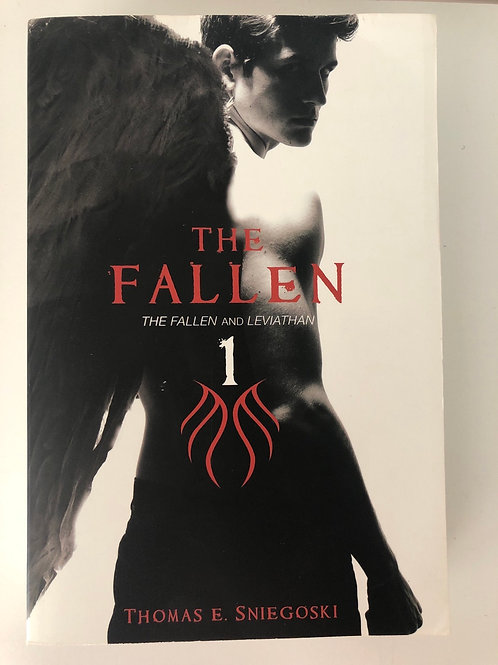 The Fallen - The Fallen and Leviathan 1 by Thomas E. Sniegoski