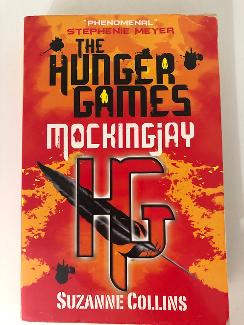 Mockingjay by Suzanna Collins (The Hunger Games)