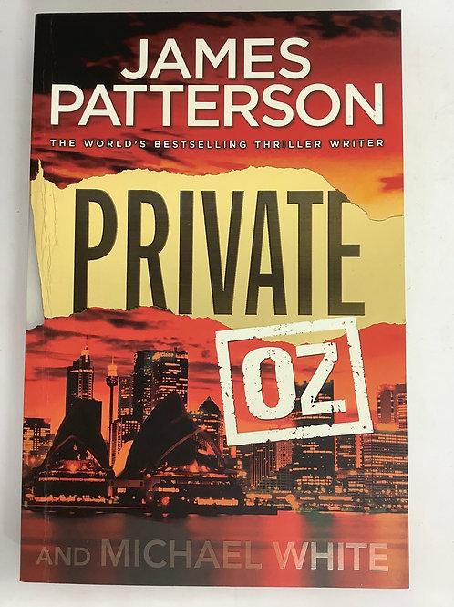 Private Oz by James Patterson and Michael White