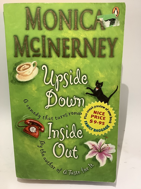 Upside Down Inside Out by Monica McInerney