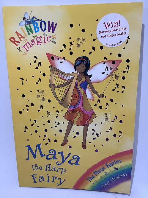 Maya the Harp Fairy y Daisy Meadows