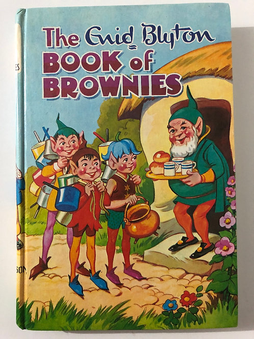 The Book of Brownies by Enid Blyton