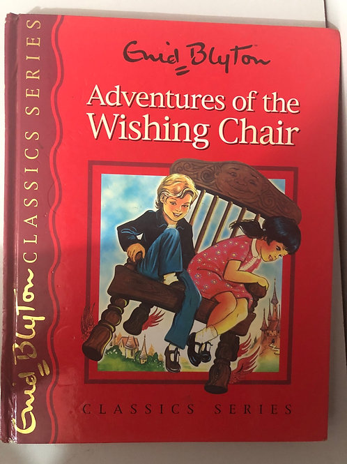 Adventures of the Wishing-Chair by Enid Blyton
