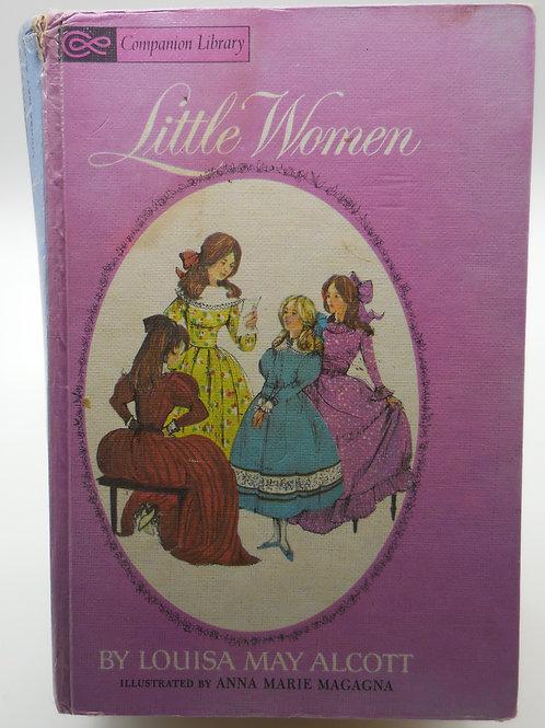 Little Women / Little Men by Louisa May Alcott (2-in-1)