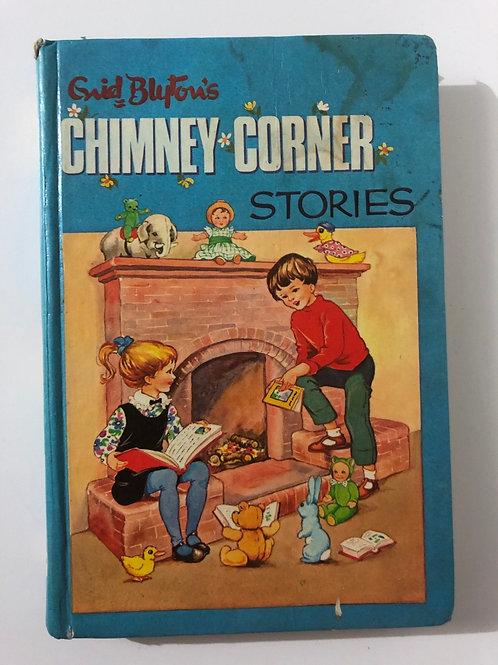 Chimney Corner Stories by Enid Blyton