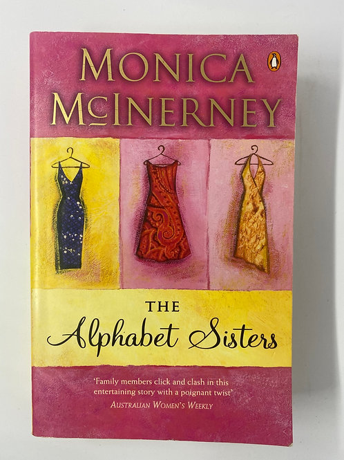 The Alphabet Sisters by Monica McInerny