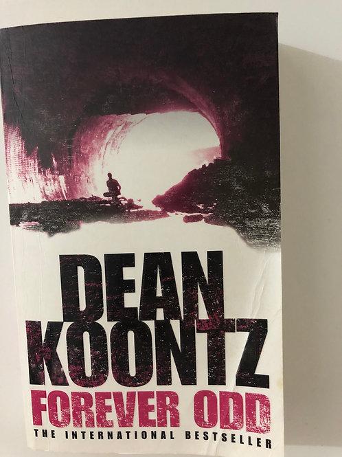 Forever Odd by Dean Koontz (Odd Thomas)