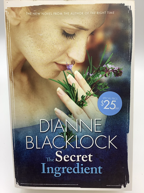 The Secret Ingredient by Dianne Blacklock