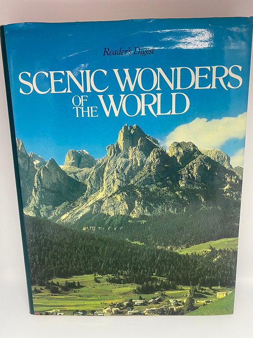 Scenic Wonders of the World - Reader's Digest