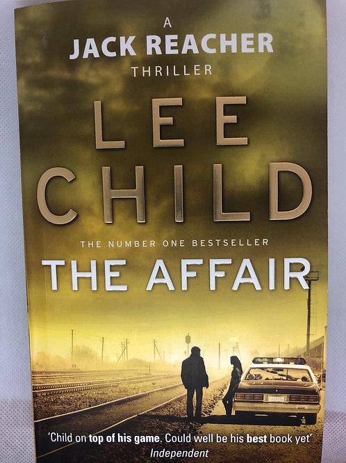 The Affair by Lee Child (Jack Reacher)