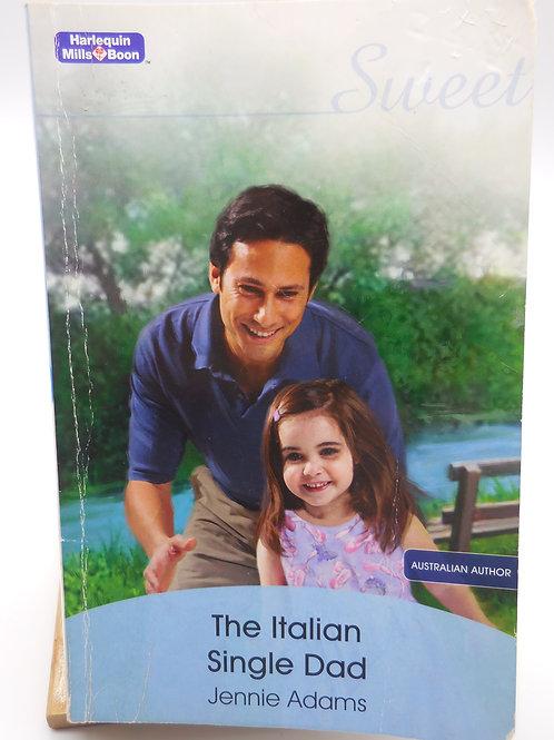 The Italian Single Dad by Jennie Adams