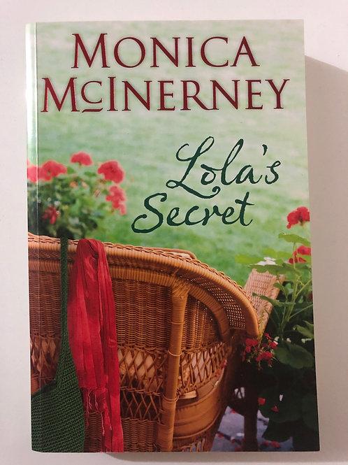 Lola's Secret Monica McInerney