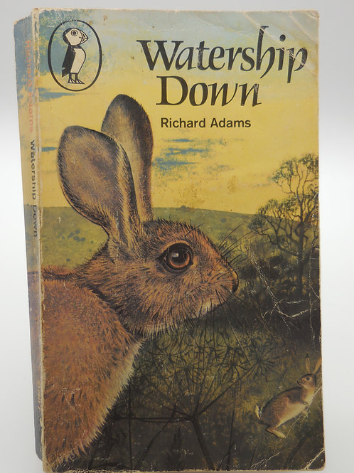 Watershed Down by Richard Adams