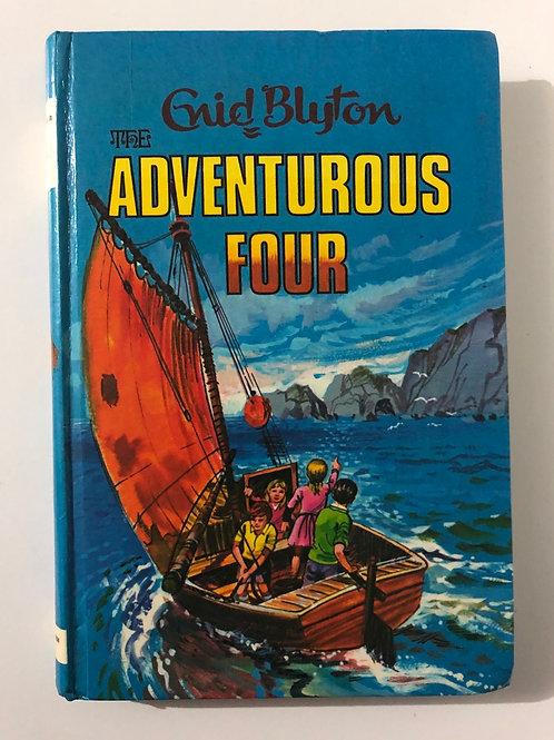The Adventurous Four by Enid Blyton