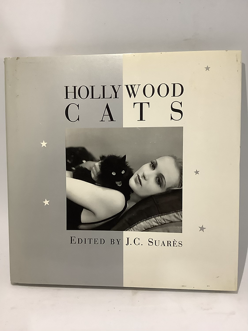 Hollywood Cats by J.C. Saurès