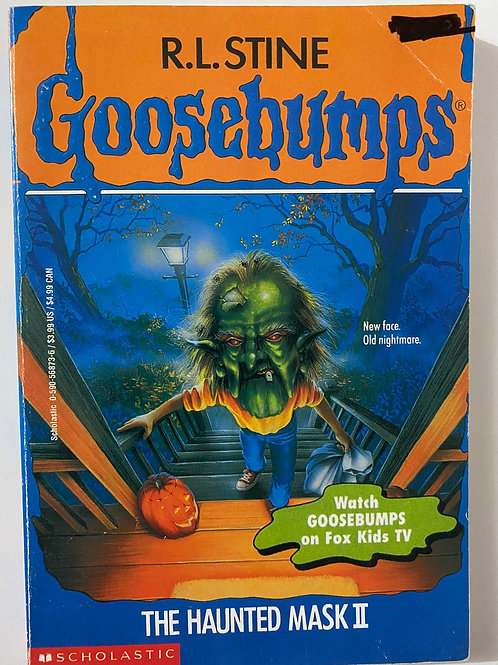 The Haunted Mask II by R.L. Stine (Goosebumps 36)