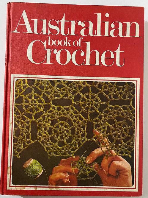 Australian Book of Crochet by Paul Hamlyn