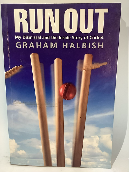 Run Out by Graham Halbish