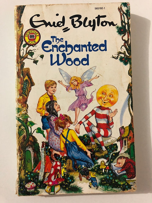 The Enchanted Wood by Enid Blyton (The Magic Faraway Tree series)
