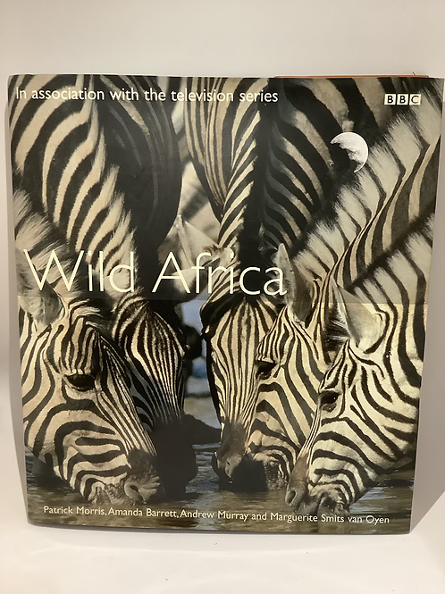 Wild Africa by BBC Various Contributors