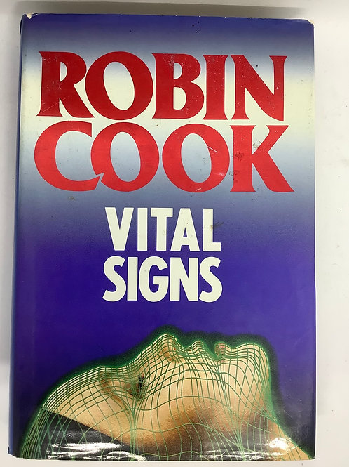 Vital Signs by Robin Cook