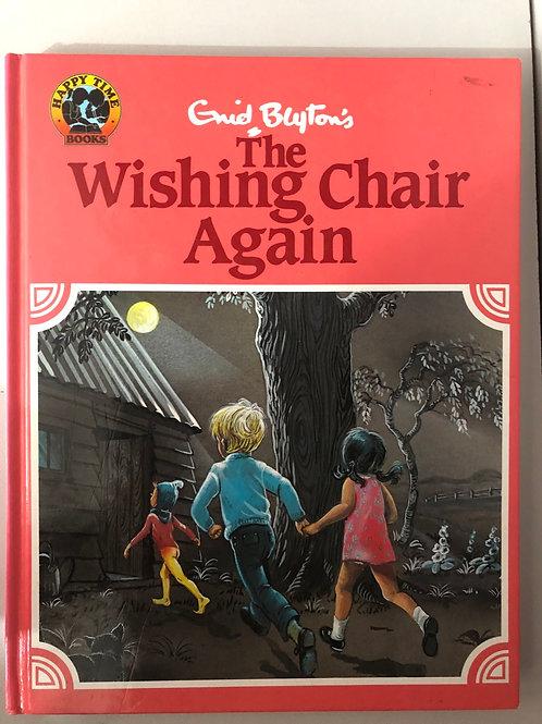 The Wishing Chair Again by Enid Blyton