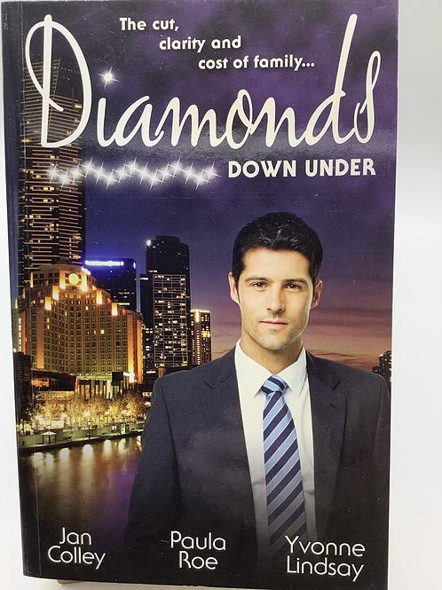 Diamonds Down Under (3-in-1) by Jan Cooley, Paula Roe & Yvonne Lindsay