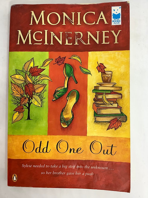 Odd one Out by Monica McInerney