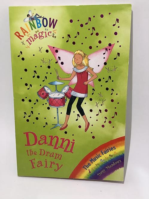 Danni the Drum Fairy by Daisy Meadows